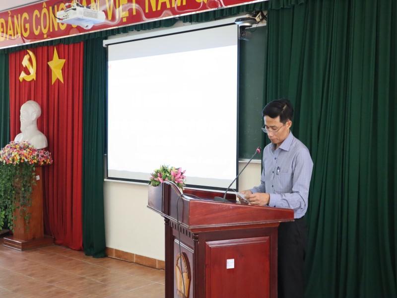Khai giảng Lớp bồi dưỡng lãnh đạo quản lý cấp Phòng khóa I _ 4