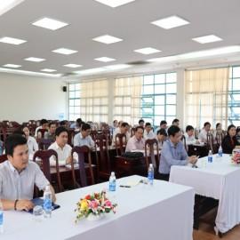 Khai giảng Lớp bồi dưỡng lãnh đạo, quản lý cấp Sở và tương tương _ 2