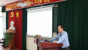 Khai giảng Lớp bồi dưỡng lãnh đạo, quản lý cấp Sở và tương tương _ 3