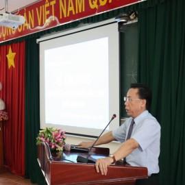 Khai giảng Lớp bồi dưỡng ngạch Chuyên viên chính khóa I  2019 _ 3