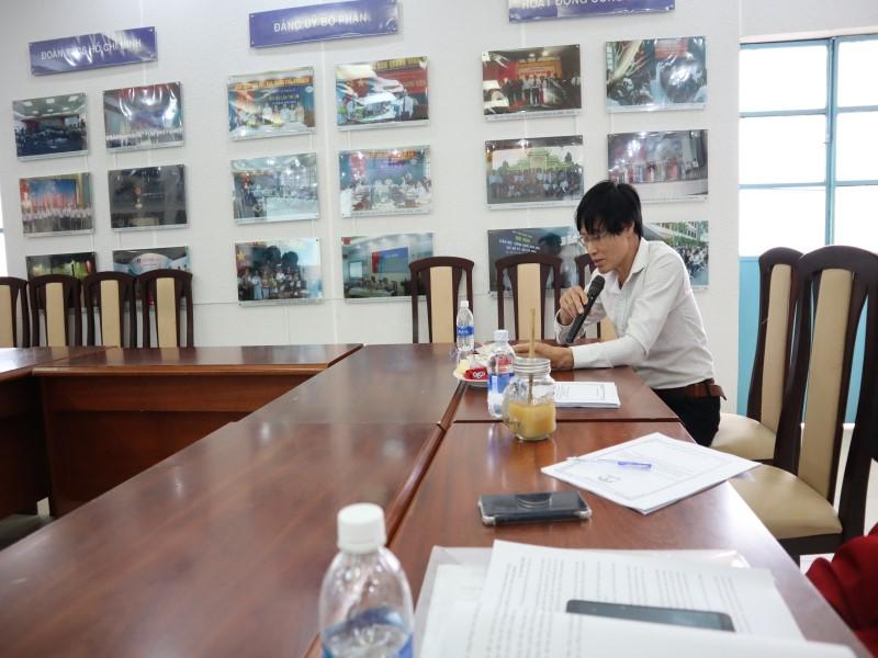 Tổ chức các Tọa đàm khoa học về nâng cao chất lượng đề tài NCKH và công tác ĐTBD _ 6