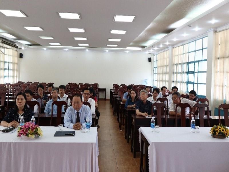 Bế giảng các Lớp bồi dưỡng 2019 _ 2