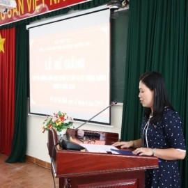 Bế giảng các Lớp bồi dưỡng 2019 _ 9