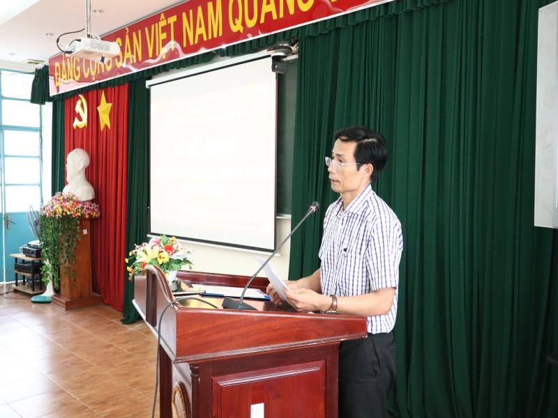 Bế giảng Lớp bồi dưỡng lãnh đạo _ 6