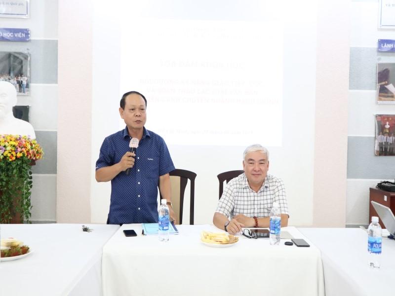 Hội thảo và Tọa đàm năm 2019 _ 4