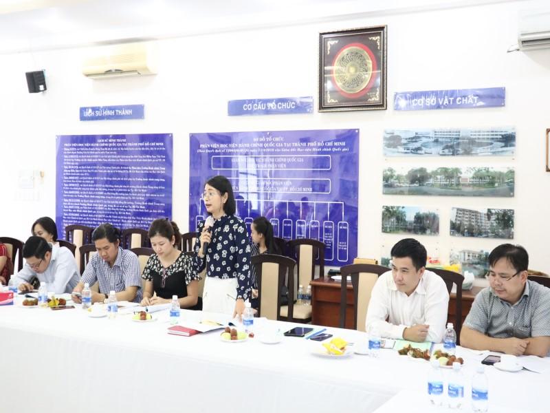 Hội thảo và Tọa đàm năm 2019 _ 9