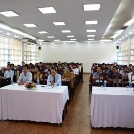 Khai giảng Lớp bồi dưỡng kiến thức lớp Tôn giáo _ 2