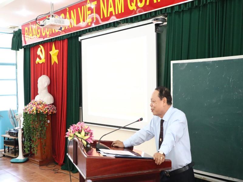 Khai giảng Lớp bồi dưỡng kiến thức lớp Tôn giáo _ 3