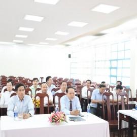 Bế giảng Lớp CVCC K IV năm 2019 _ 2