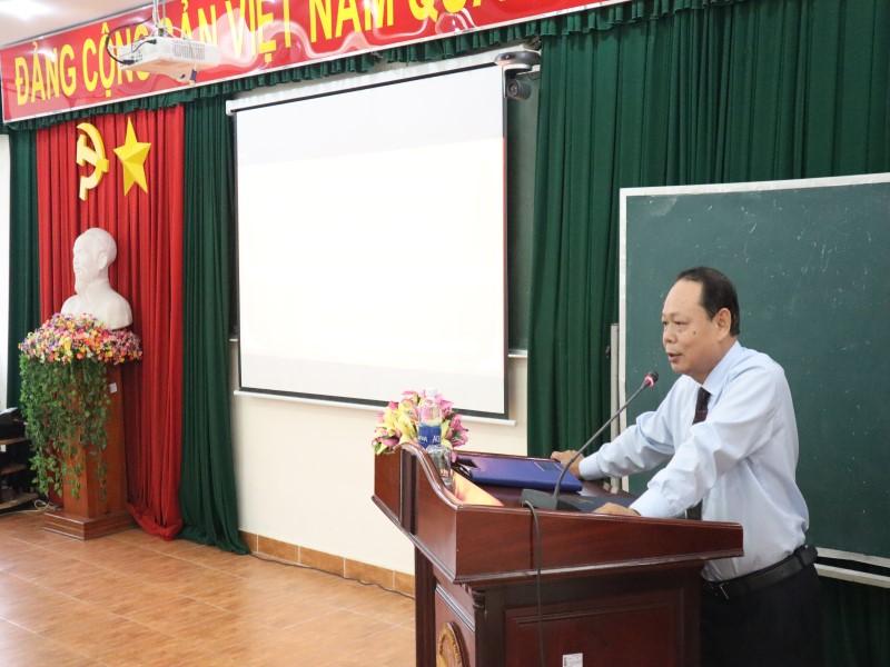 Bế giảng Lớp CVCC K IV năm 2019 _ 3