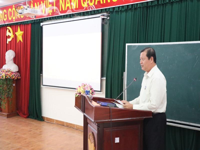 Bế giảng Lớp CVCC K IV năm 2019 _ 6