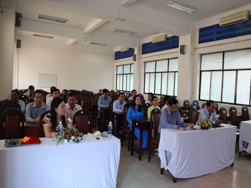 Bế giảng Lớp bồi dưỡng KIV 2019 _ 2