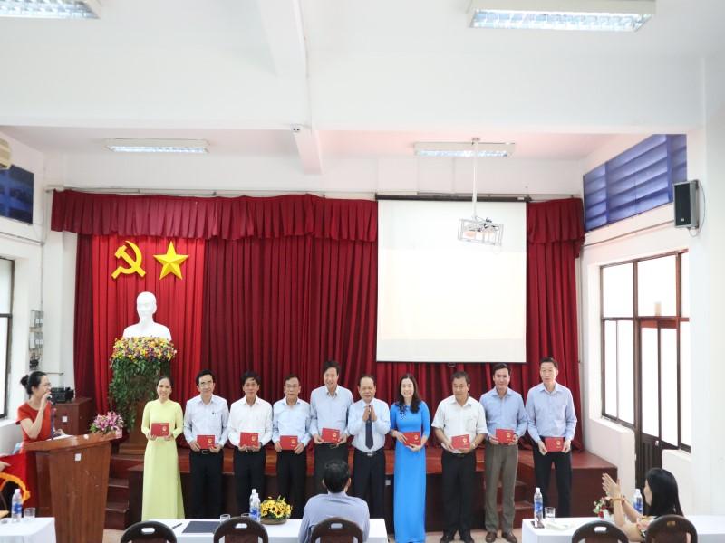 Bế giảng Lớp bồi dưỡng KIV 2019 _ 4