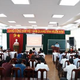 Bế giảng Lớp bồi dưỡng _ 1