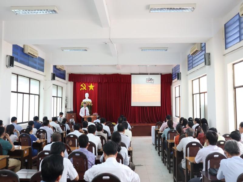 Khai giảng Lớp bồi dưỡng cấp Huyện VII 2019 _ 1