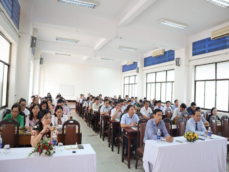 Khai giảng Lớp bồi dưỡng cấp Huyện VII 2019 _ 2
