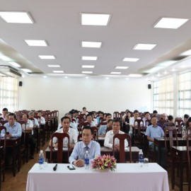 Khai giảng Lớp CVCC VII 2019 _ 2