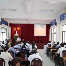 Khai giảng Lớp cấp Sở VIII 2019 _ 1