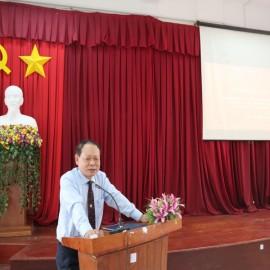 Khai giảng Lớp cấp Sở VIII 2019 _ 3
