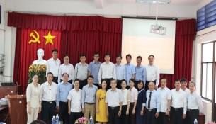 Khai giảng Lớp cấp Sở VIII 2019 _ 5