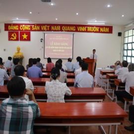 Khai giảng Lop CVCC  XV năm 2019 _ 1