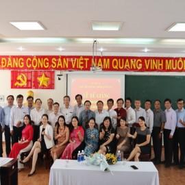 Bế giảng Lớp bồi dưỡng cấp Sở  VIII năm 2019 _ 11