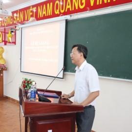Bế giảng Lớp bồi dưỡng ngạch CVCC khóa XII năm 2019 _ 9