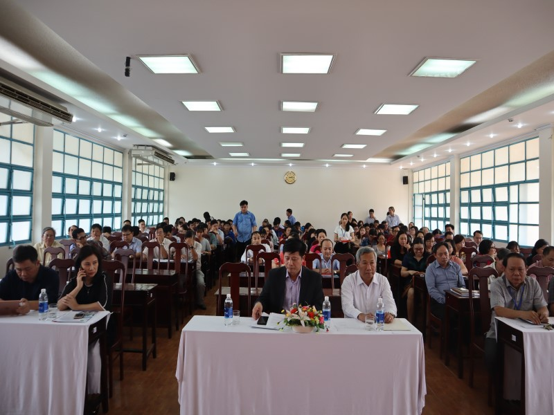 Hội nghị học tập Nghị quyết Hội nghị Trung ương 11 khóa XII _ 2