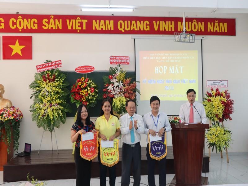 kỷ niệm 37 năm Ngày Nhà giáo Việt Nam 20-11 _ 11