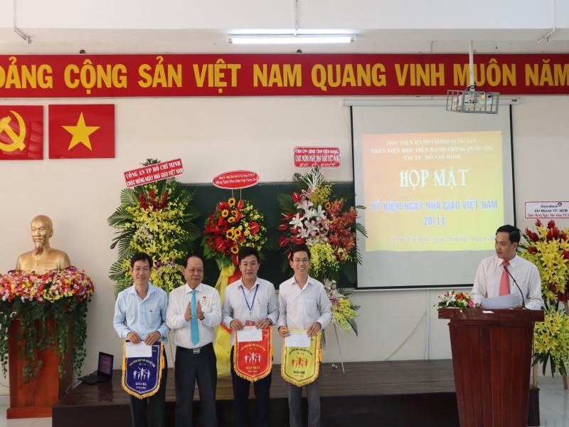 kỷ niệm 37 năm Ngày Nhà giáo Việt Nam 20-11 _ 14