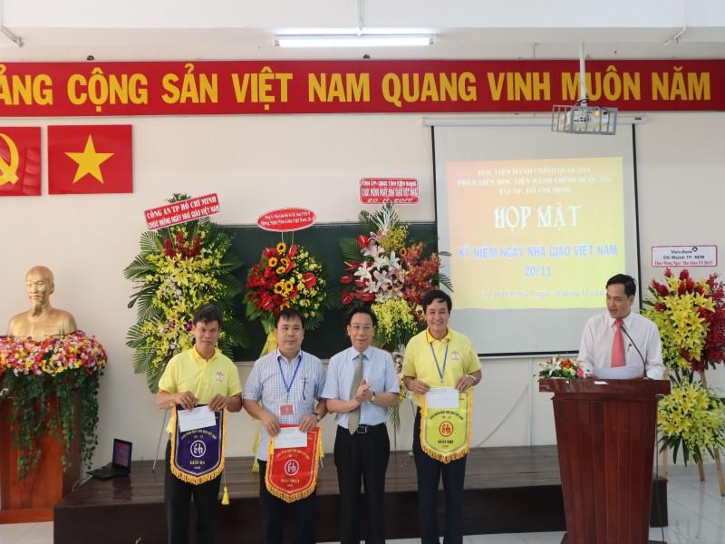 kỷ niệm 37 năm Ngày Nhà giáo Việt Nam 20-11 _ 18