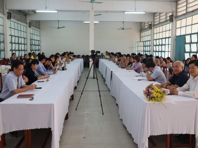 kỷ niệm 37 năm Ngày Nhà giáo Việt Nam 20-11 _ 2