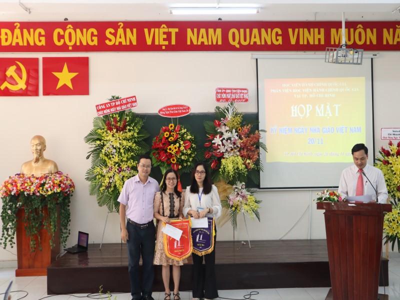 kỷ niệm 37 năm Ngày Nhà giáo Việt Nam 20-11 _ 22