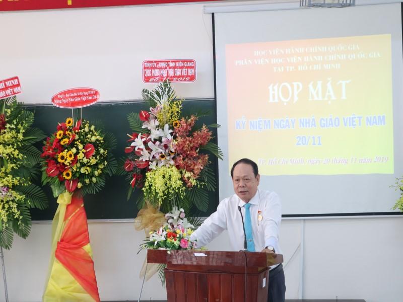 kỷ niệm 37 năm Ngày Nhà giáo Việt Nam 20-11 _ 3