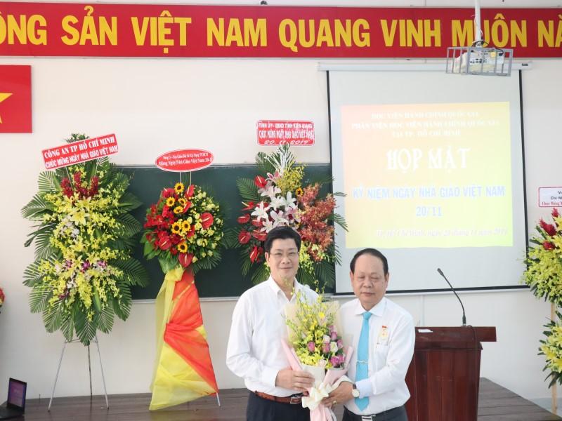 kỷ niệm 37 năm Ngày Nhà giáo Việt Nam 20-11 _ 4
