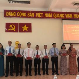 Bế giảng Lớp BD cấp huyện K7 _ 3