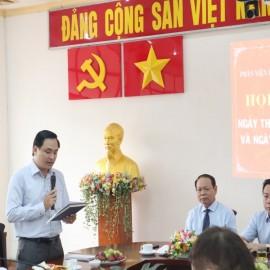 Họp mặt Kỷ niệm 75 năm Ngày thành lập Quân đội Nhân dân Việt Nam và Ngày Hội Quốc phòng Việt Nam _ 1