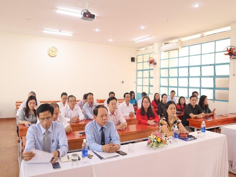 Bế giảng Lớp CVCC khóa XV năm 2019 _ 2