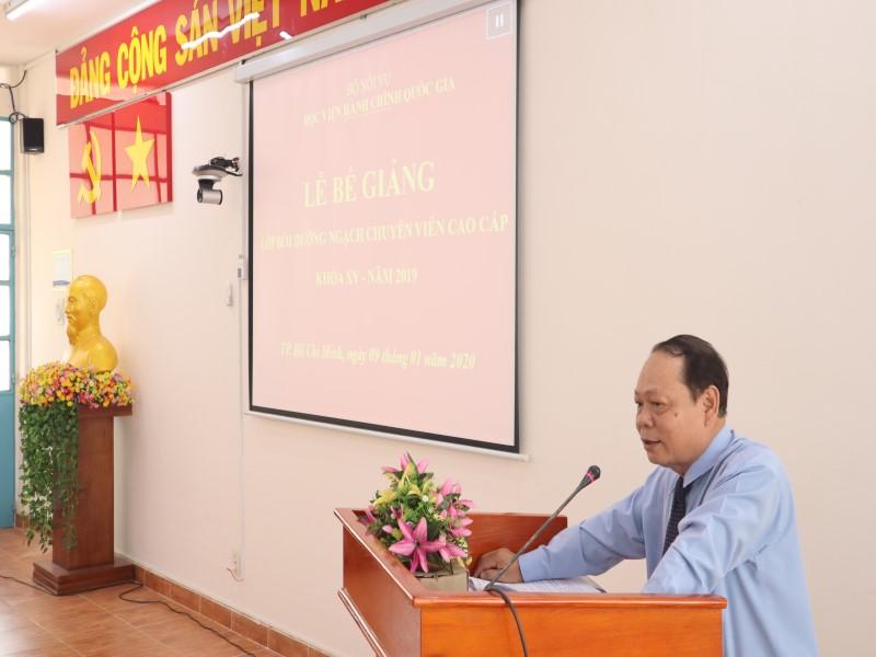 Bế giảng Lớp CVCC khóa XV năm 2019 _ 3