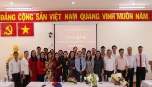 Bế giảng Lớp CVCC khóa XV năm 2019 _ 9