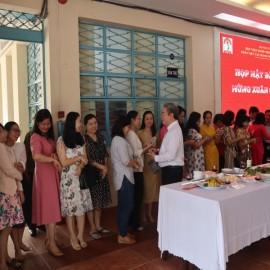 Giám đốc Học viện họp mặt đầu Xuân Canh Tý 2020 _ 3