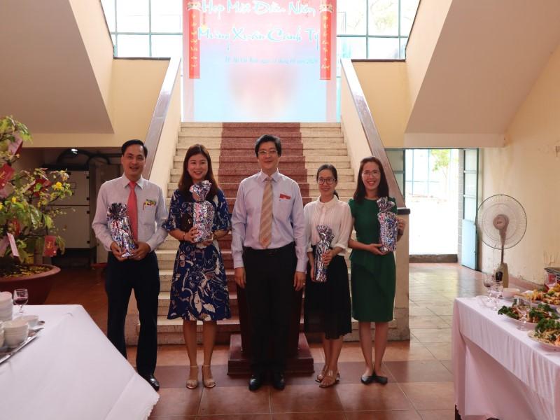 Giám đốc Học viện họp mặt đầu Xuân Canh Tý 2020 _ 8