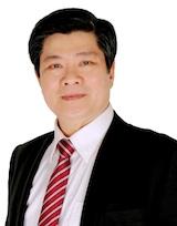 TS. Phạm Quang Huy – PGĐ Học viện, thường trực cơ sở tại Tp. Hồ Chí Minh (từ 3/2004 - 3/2015)
