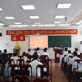 Khai giảng Lớp bồi dưỡng kiến thức, kỹ năng, nghiệp vụ tôn giáo _ 1