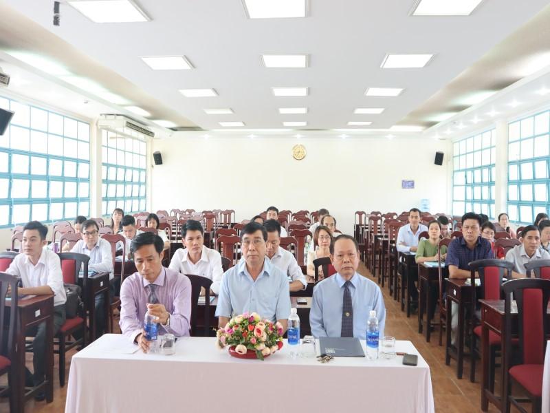 Khai giảng Lớp bồi dưỡng kiến thức, kỹ năng, nghiệp vụ tôn giáo _ 2