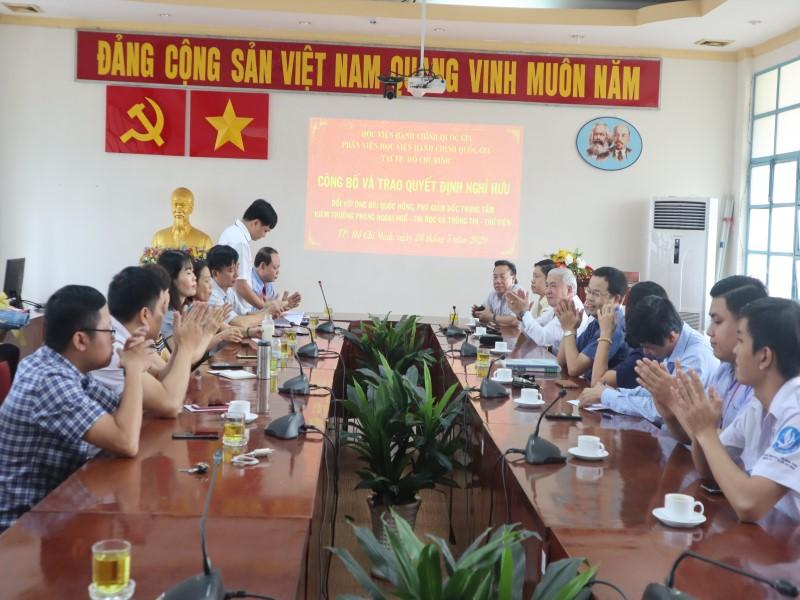Quyết định nghỉ hưu hưởng chế độ BHXH cho CN Bùi Quốc Hồng _ 1