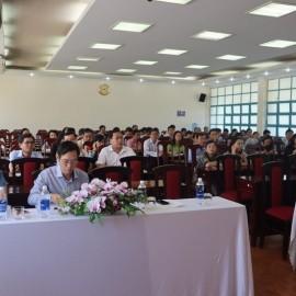 Khai giảng Lớp bồi dưỡng lãnh đạo, quản lý cấp Huyện _ 1