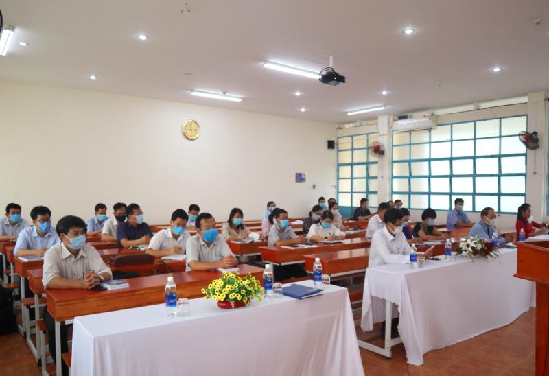 Khai giảng Lớp Bồi dưỡng ngạch chuyên viên cao cấp khóa X _ 2