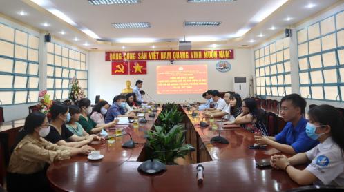 Công bố Quyết định nghỉ  hưu hưởng chế độ bảo hiểm xã hội Hoang Thi Bac _ 8