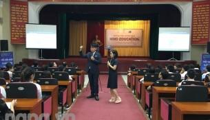 Chuyên gia của IYF giới thiệu về mô hình Mind Education